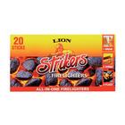 Lion Strikers Firelighters 20s