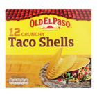 Old El Paso Taco Shells 156g