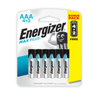 Energizer Battery Max P AAA 6 Pack