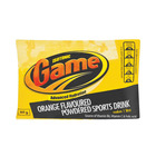 Game Orange Sports Drink 80g