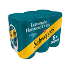 Schweppes Lemonade Can 200ml x 6