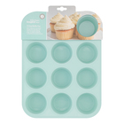 Inspire Muffin Pan Silicone 12 Cup