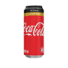 COCA-COLA SOFT DNK NO SUG/CAFFEINE 300ML x 24