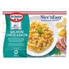 Dr Oetker Nice 'n Easy Macaroni Cheese And Bacon 350g