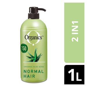 Organics Normal 2in1 Shampoo 1l