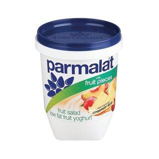 Parmalat Low Fat Fruit Salad Yoghurt with Fruit Pieces 500g