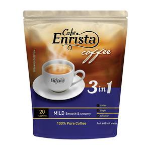 Cafe Enrista Mild Coffee 20ea