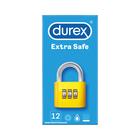 Durex Condoms Extra Safe 12's