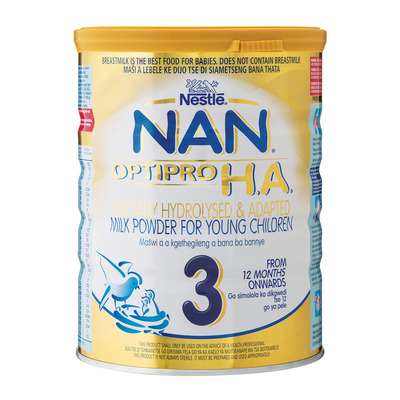Nestle Nan HA 3 800g | each | Unit of Measure | Pick n Pay Online