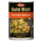 Gold Dish Chicken Breyani With Rice 380g