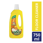 Cobra Laminate Floor Cleaner Citrus 750ml
