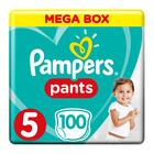 PAMPERS PANTS MEGA BOX SIZE5 100EA