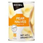PnP Pear Halves 410g
