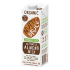 Nutty Bruce Unsweetened Almond Milk 1l