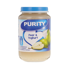 PURITY Jar Pears and Yoghurt200ml from 8 Months