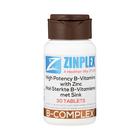 Zinplex Vitamin B Complex 30ea