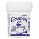Grand-pa Headache Tablets 50ea