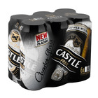 Castle Free Can 500ml x 6