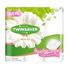 Twinsaver 2 Ply Luxury Autumn Toilet  Paper 9ea