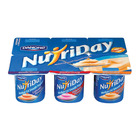 Danone Nutriday Strawberry Granadilla Apricot Yoghurt 6s