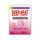 Deep Heat Period Pain Patch