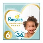 PAMPERS PREMIUM CARE VP S6 36EA