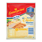 Enterprise Chicken Viennas 500g