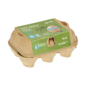PnP Free Range Large Eggs 6s