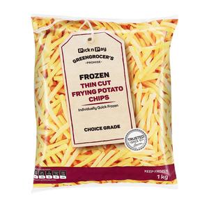PnP Thin Cut Frying Potato Chips 1kg