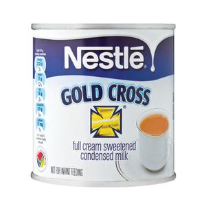 Gold Cross Sweetened Condensed Milk 385g