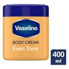 Vaseline Body Cream Even Tone 400ml
