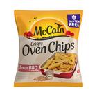 McCain Crispy Oven Chips Texan BBQ Flavour 750g