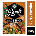 Rajah Mild & Spicy Curry Powder 100g x 10