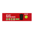 PnP Black Refuse Bags Interleafed 10ea