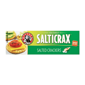 Bakers Salticrax Crackers 200g