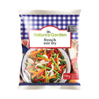 Natures Garden French Stir Fry 750g
