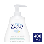 Baby Dove Sensitive Body Wash 400ml