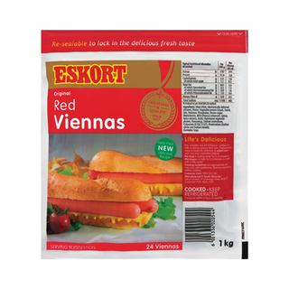 Red Viennas 1kg