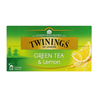 Twinings Green Tea & Lemon Teabags 25s