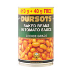 Dursots Baked Beans in Tomato Sauce 450g