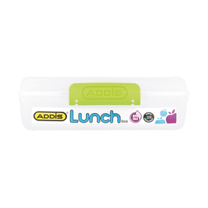 Addis Lunch Box Clear