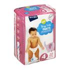 PnP Tiny Tots Baby Pants Size 4 Maxi 22's