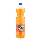 Fanta Orange Plastic Bottle 1l