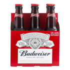 Budweiser Beer 330ml x 6