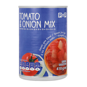PnP Tomato And Onion Mix 410g