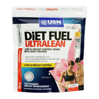 Usn Diet Fuel Strawberry 454g