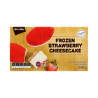 PnP Frozen Strawberry Cheescake 200g