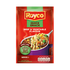 Royco Beef And Vegetables Quick Snack x 15