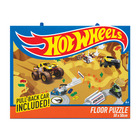 Hot Wheels Floor Puzzle+pull B