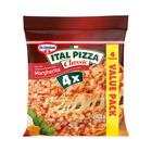 Ital Pizza Classic Margherita 4s